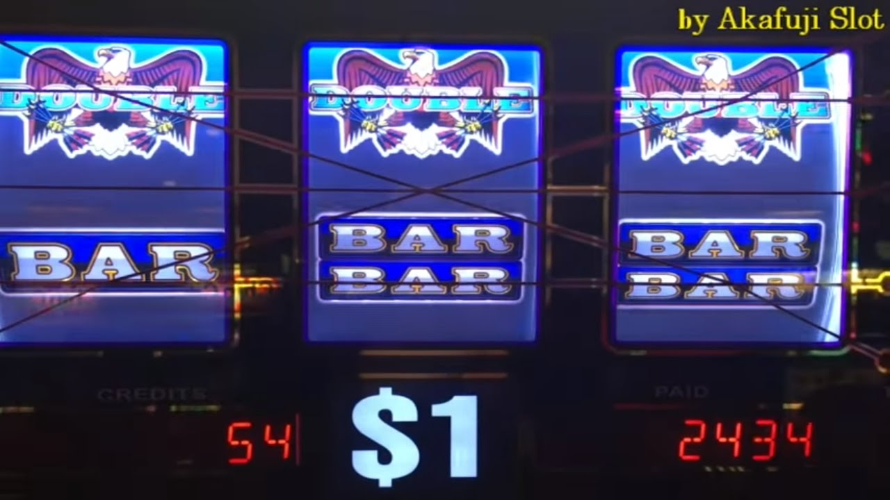 JACKPOT★2nd handpay on PATRIOT this month★RATRIOT Dollar
