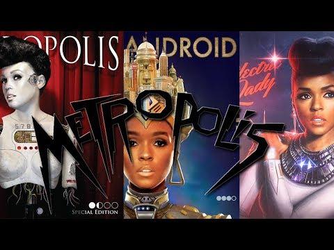 Janelle Monáe's Metropolis | Science Fiction in Music