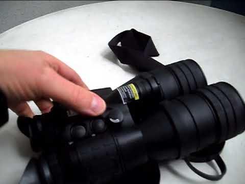 Dipol 215l nachtsichtgerät night vision für die jagd oder
