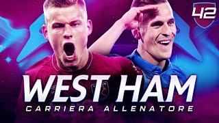 FINNBOGASON E\' UN FENOMENO + ULTIMO ACQUISTO INASPETTATO! CARRIERA ALLENATORE WEST HAM ⚒EP.42 FIFA19
