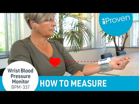 iproven-blood-pressure-monitor-wrist-model-instructions---bpm-317-&-bpm-337-&-bpm-337blu