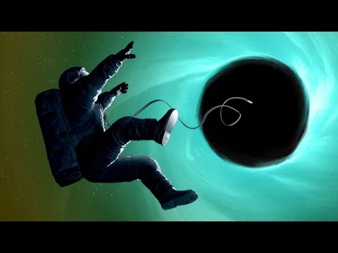What Happens If You Fall Into A Black Hole? CRAZY HYPOTHESIS