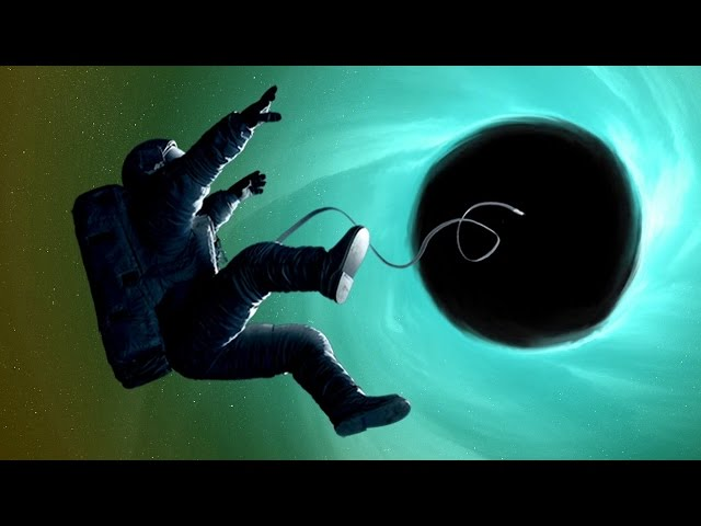 What Happens If You Fall Into A Black Hole? [CRAZY HYPOTHESIS]