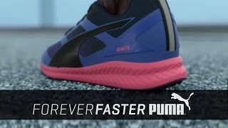 PUMA IGNITE | MAXIMUM ENERGY RETURN FOR EVERY RUN