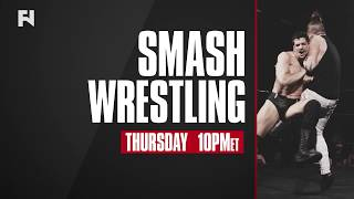 Malice vs. The Pillars | Smash Wrestling Thurs. at 10 p.m. ET on Fight Network