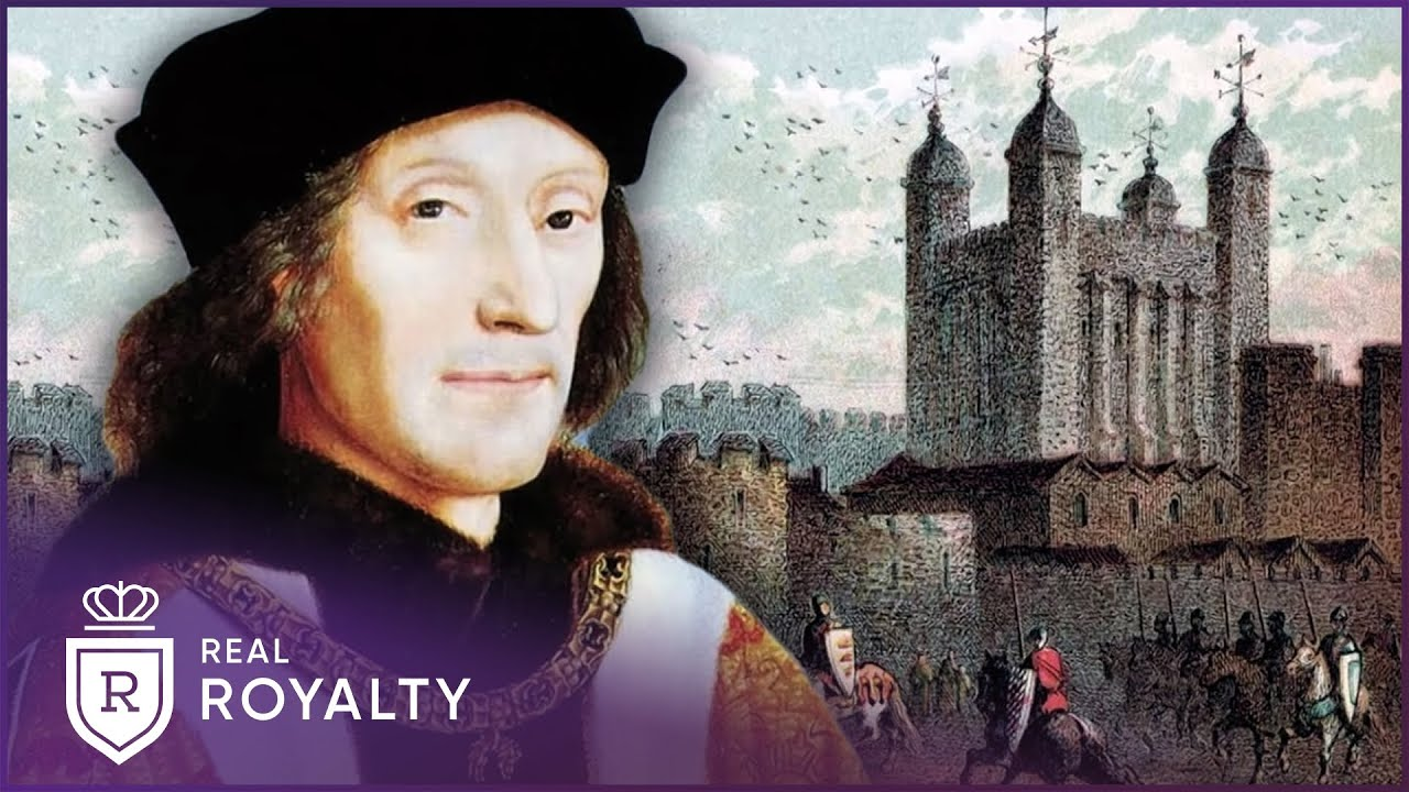 Who Killed The Last Plantagenet King? | The Man Who Killed Richard III | Real Royalty