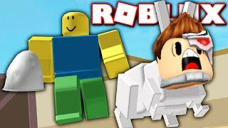 PET ESCAPE!! RUN FROM THE NOOBS!! (Roblox)