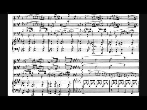 """Franz Schubert - Piano Quintet in A major, D. 667, """"Trout"""""""
