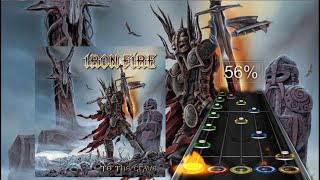 Iron Fire - March Of The Immortals | CLONE HERO CHART PREVIEW