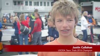 Opti USODA Team Trials 2016 | Victory Day | Day 4