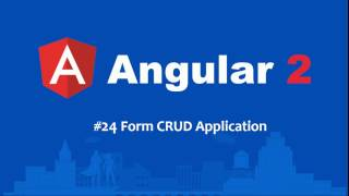 angular cli 24 crud application