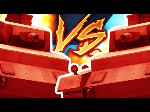 2 NOOBS VS 2 PROS- Shellshock Live Showdown