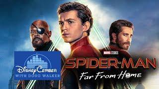 Spider-Man: Far From Home - DisneyCember