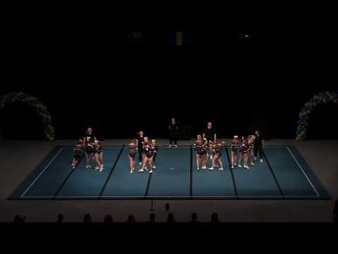 Haninge Power Cheer and Dance Cats - Minior lv 2, RM/SM 2017