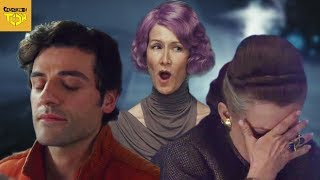 Everything WRONG with THE LAST JEDI | Evacuation of D