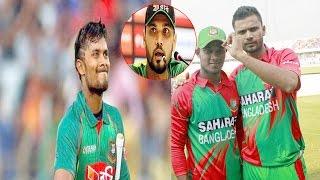 স ব ব র র এমন ব জ ব য ট য় র ক রন জ ন ত গ য় অব ক কর কথ বলল ন ম শর ফ mashrafe sabbir  bd sports