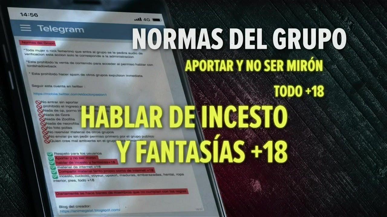 Las reglas de los chats de acosadores en internet   Noticias con Ciro Gómez Leyva