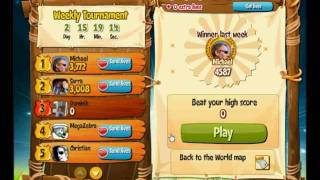 Mahjong Trails: Play Weekly Tournament (new record)