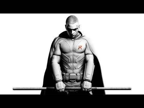 Robin Batman Arkham City How To Get Robin