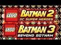 LEGO Batman 2 vs LEGO Batman 3!