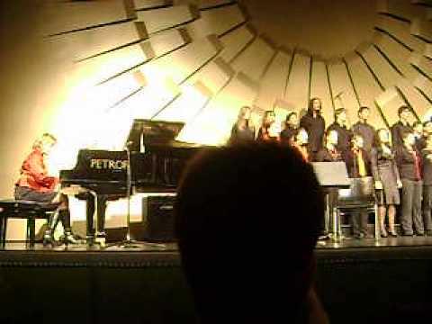 Have Yourself A Merry Little Christmas - Pula Music School Choir (2009)