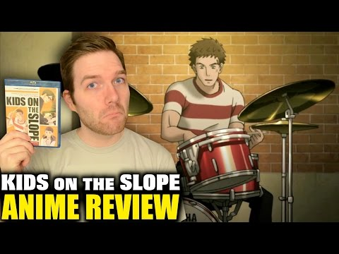 Kids on the Slope - Anime Review