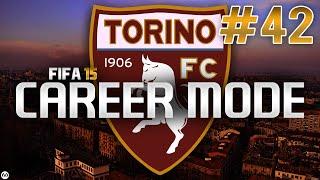 FIFA 15 | Torino Career Mode | #42 | Three MASSIVE Games.. MASSIVE