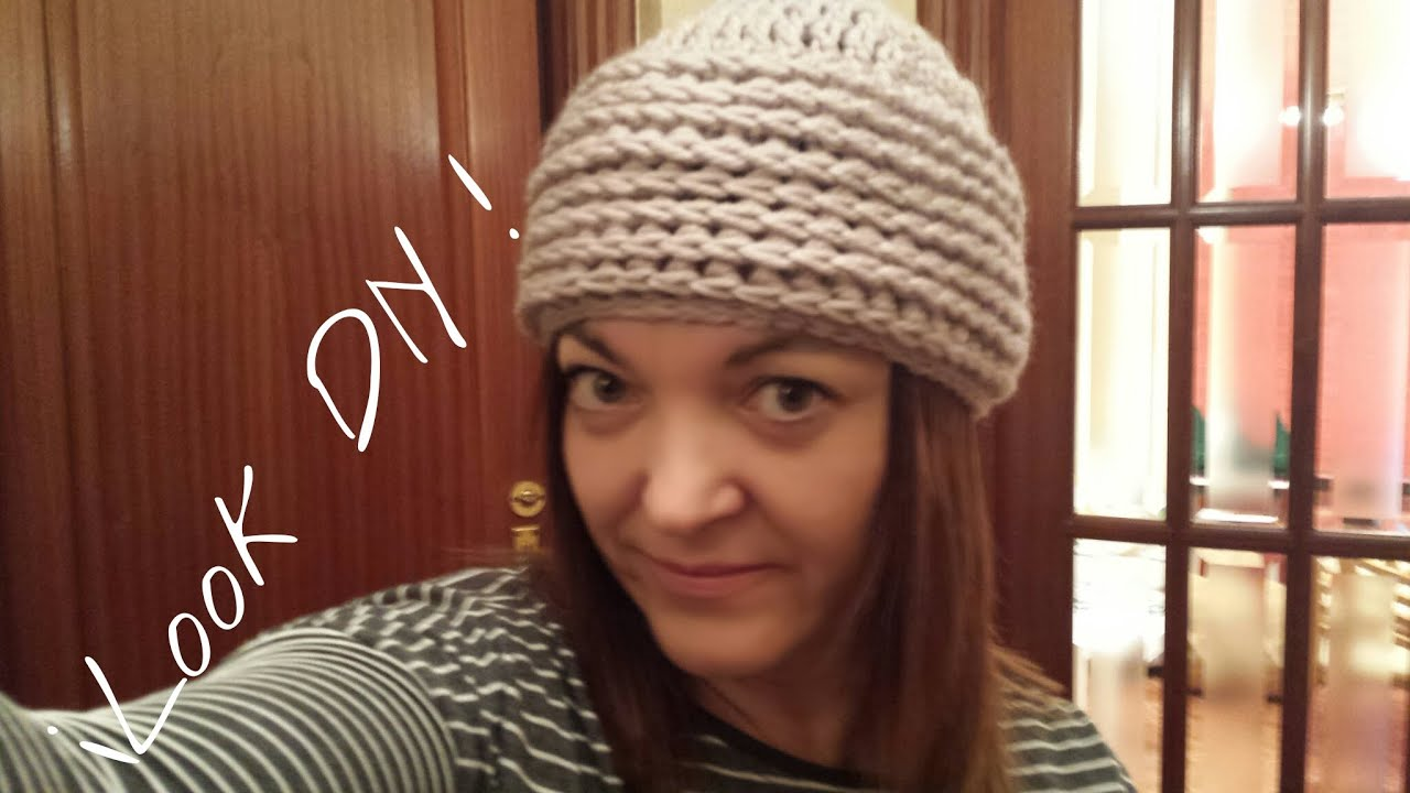 Increíble Patrón De Sombrero De Punto Turbante Ideas - Ideas de ...