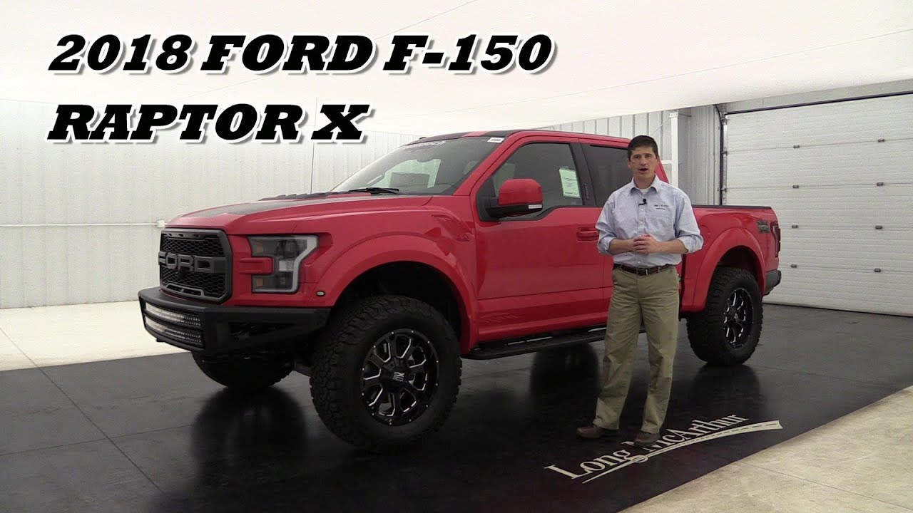 2018 ford f 150 raptor x youtube. Black Bedroom Furniture Sets. Home Design Ideas