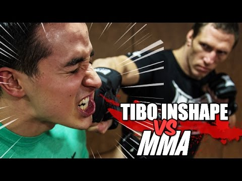 Making of : Tibo Inshape vs Strongman - YouTube