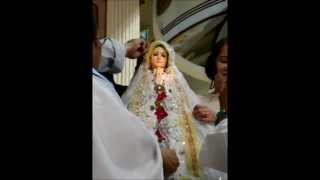 Birhen sa Simala - Shedding of Tears on Her Birthday (September 8, 2012)