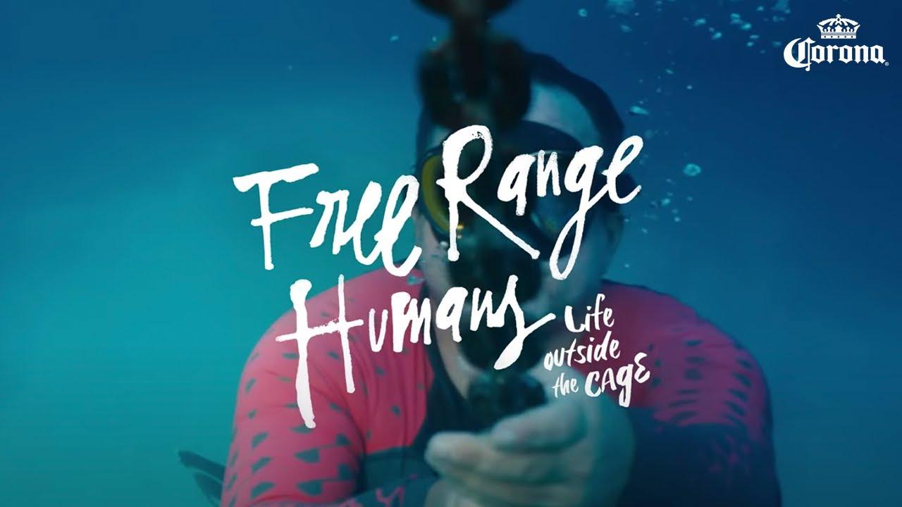 Free Range Humans // Episódio 8:  O ESCULTOR SUBAQUÁTICO