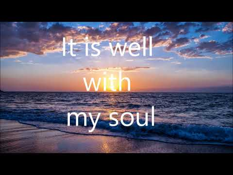 It is well (Karaoke lyric video) by Mezzo Piano