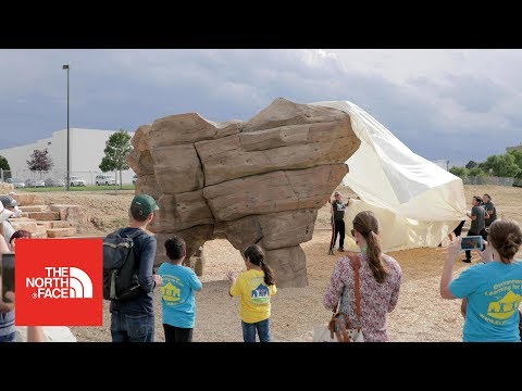 Walls Are Meant For Climbing: Montbello Boulder | The North Face