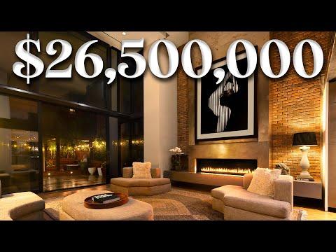 Inside A MASSIVE $26.5 Million NYC Townhouse