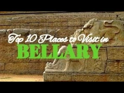 Top 10 Places to Visit in Bellary