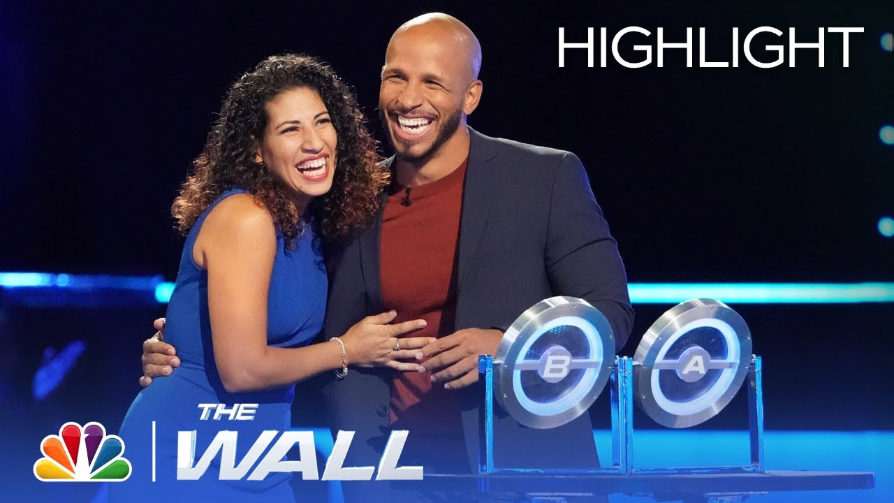 A New Jersey Couple Gets Crushed - The Wall