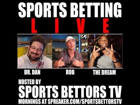 Sports Betting Live 7/20/2015 - SBTV