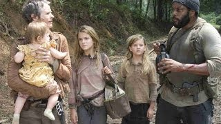 THE WALKING DEAD - Season 4 | Episode 14 MAKING of | The Grove