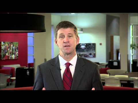 """Hank Bounds: """"The Power of Higher Education"""""""