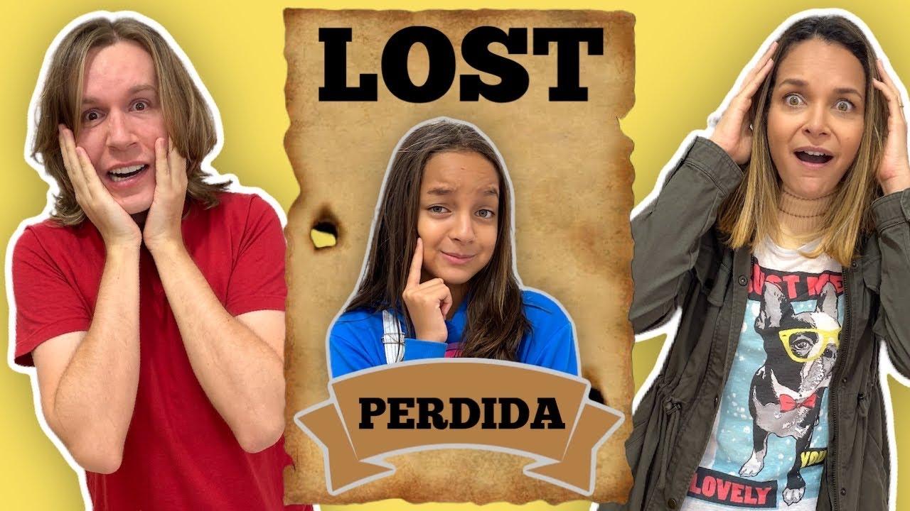 PERDEMOS A LAILA (Uma história misteriosa para crianças) - Story Time