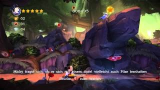 Castle of Illusion starring MICKEY MOUSE [PC HD GTX970 Gameplay]