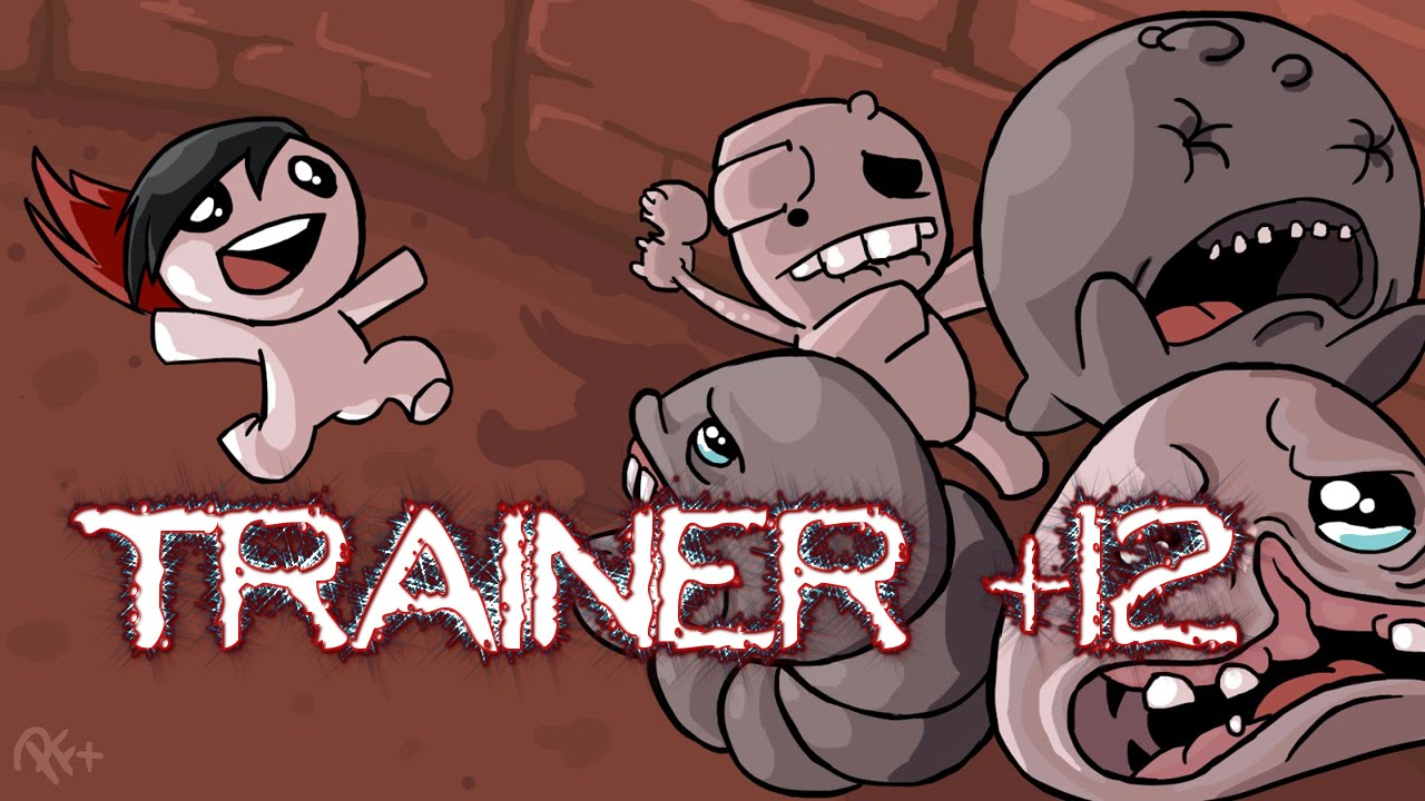 the binding of isaac trainer скачать
