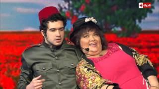 'رد قلبي' يعود من جديد على مسرح 'نجم الكوميديا' (فيديو)