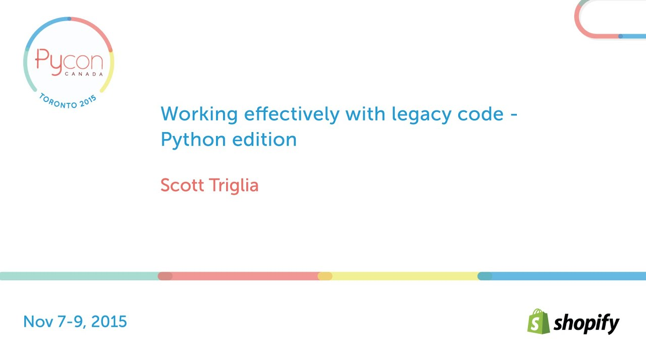 Image from Working effectively with legacy code - Python edition