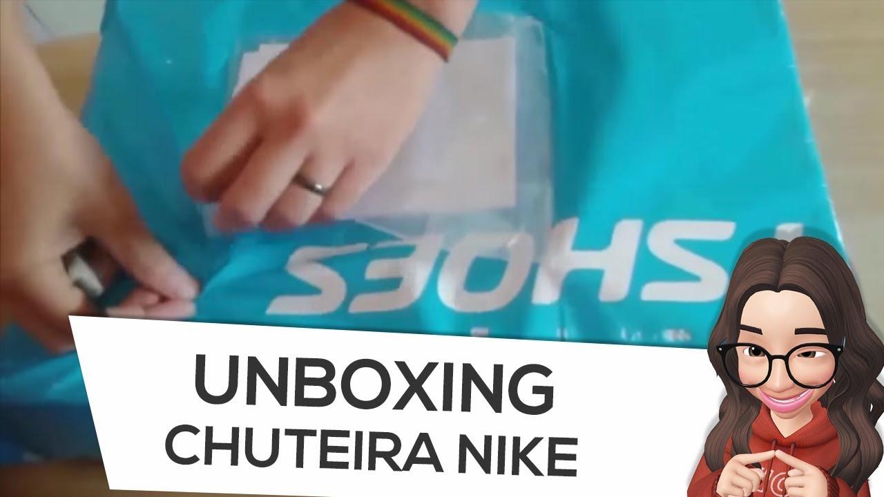 UNBOXING | Chuteira NIKE Mercurial Vortex 2 ic Futsal Infantil #Netshoes