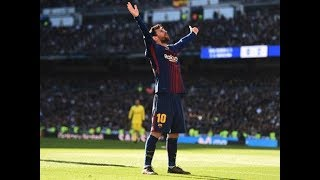 ריאל מדריד נגד ברצלונה 3-0 בברנבאו 2017/2018