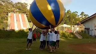 Caliraya Giant Volleyball