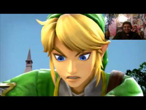 zelda majora mask parody video reaccion