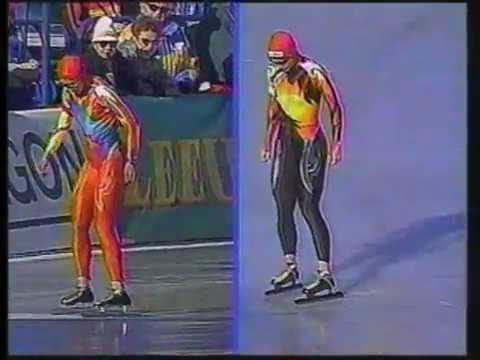 1997 World Single Distance Speedskating Championships (ABC Sports) - Warsaw, Poland